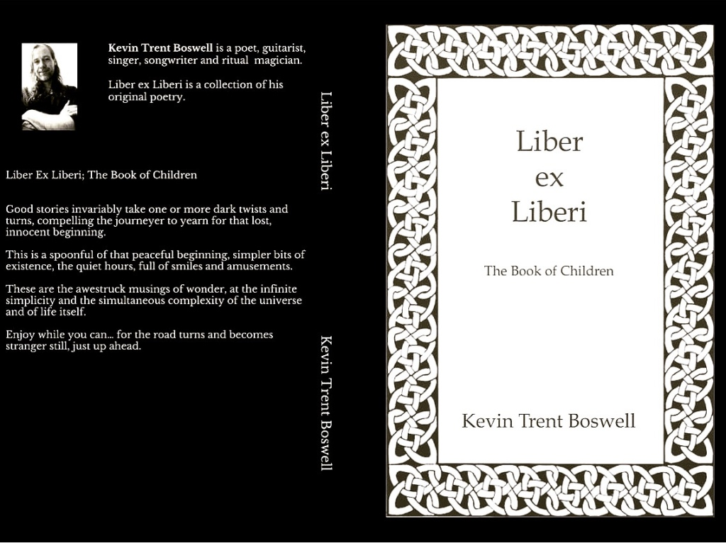 Liber ex Liberi The Book of Children