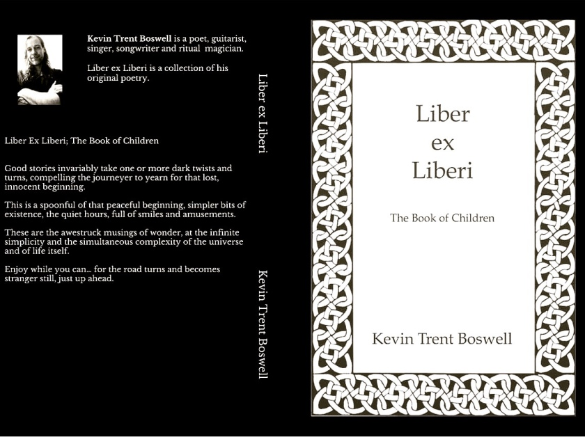 Liber ex Liberi, The Book of Children by Kevin Trent Boswell