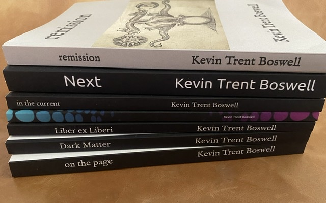 The Poetry of Kevin Trent Boswell