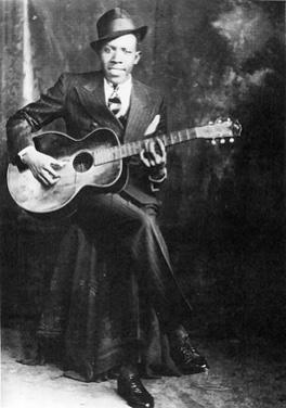 Robert Johnson, King of the Mississippi Delta Blues