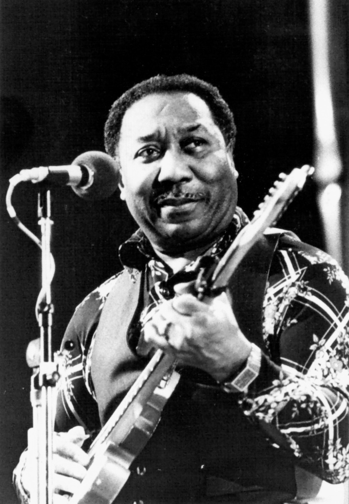 Muddy Waters, The Godfather of the Blues